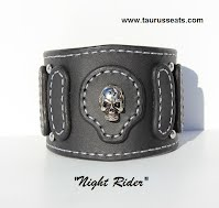 http://www.etsy.com/ca/listing/186246900/black-leather-cuff-bracelet-wristband