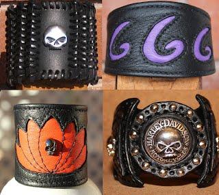 Custom made wristbands