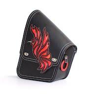 """Fire Hummingbird"" Swing-arm Bag"