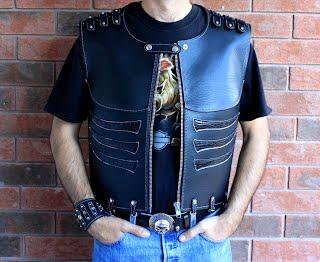 Custom Bikers Vest