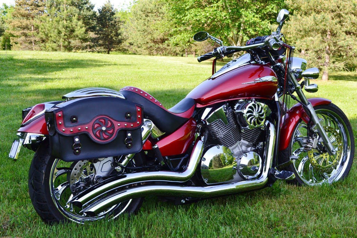 sweet caroline custom set for honda vtx 1300 motorcycles with taurus seats and accessiories pinterest sweet caroline honda and cars